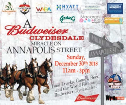 Miracle On Annapolis Street Brings Fun For The Whole Family On Dec