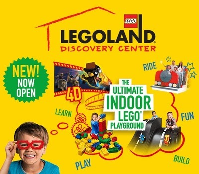LEGOLAND® Discovery Center Philadelphia at Plymouth Meeting Mall ...