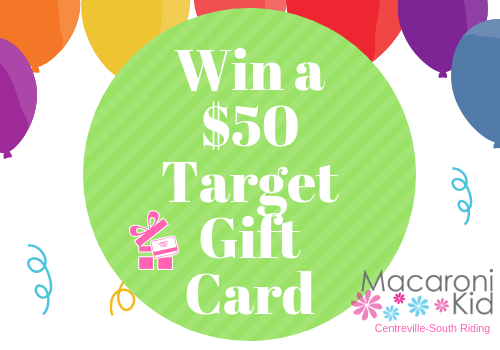 Win A Target Gift Card For MY Birthday