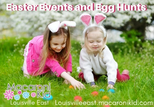 Easter egg hunts and activities 2018 macaroni kid louisville eastg negle Image collections