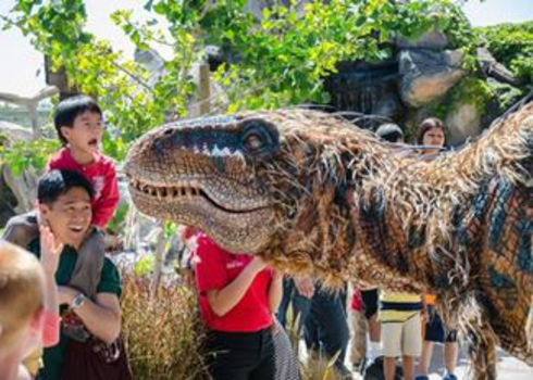 WALKING WITH DINOSAURS- THE ARENA SPECTACULAR COMES TO OC ...