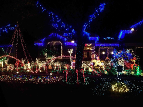 Barrington Oaks Christmas Lights 2020 Brandon's Best Christmas Lights!