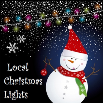 places to go to see all the coolest lights in our community - Christmas Tree Lane Modesto Ca