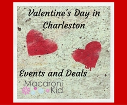 valentines day events and deals in and around charleston - Valentine Deals