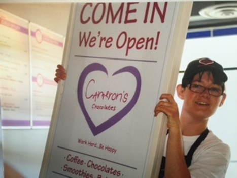 Cameron's..this coffee shop will fill your tummy and warm your ...