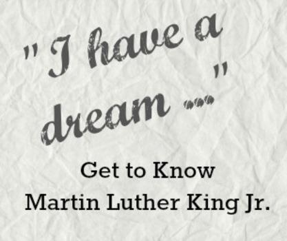 Get To Know Martin Luther King Jr Macaroni Kid