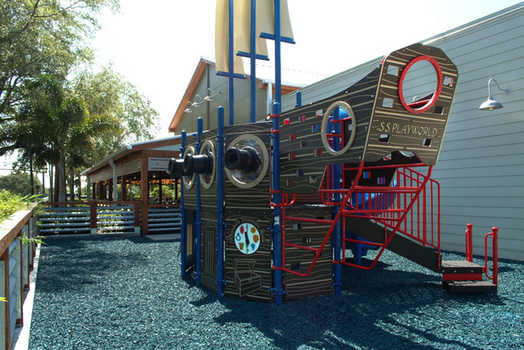 Kid Friendly Houston Restaurants With Play Areas