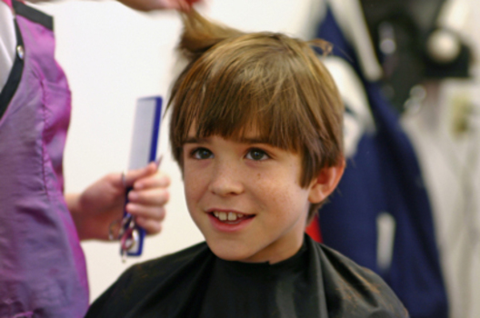 Free Haircuts For Kids In August At Dream Salon Macaroni Kid
