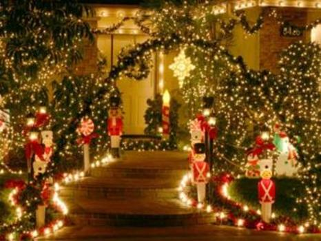 Christmas Light Shows in Hickory / Western Piedmont and Beyond