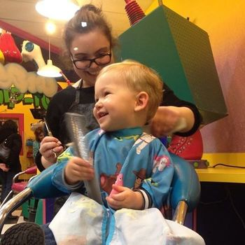 Tips On Getting A First Haircut Macaroni Kid