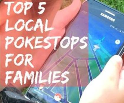 Top 5 Pokestops for Families in Lincoln