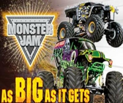Advance Auto Parts Monster Jam This Weekend Macaroni Kid