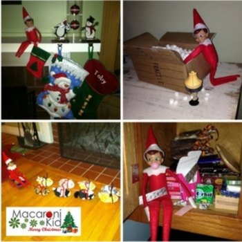 our years of elf antics can help your evenings be smooth magical - Christmas Elf Ideas