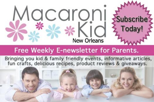 8 Things to Do in New Orleans this Weekend with Your Kids