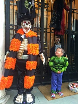 the ultimate guide to halloween events for manhattan families