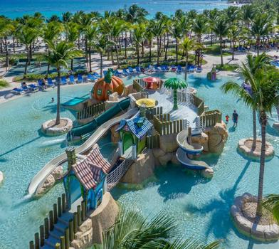 family travel barcelo maya beach resort in mexicos riviera maya