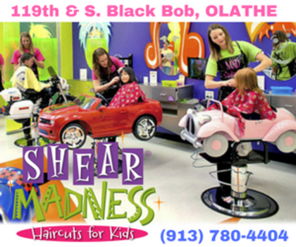Shear Madness Haircuts For Kids Olathe Macaroni Kid