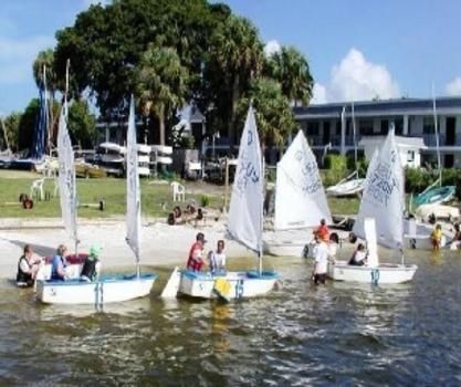 Palm Beach Sailing Club Summer Camp