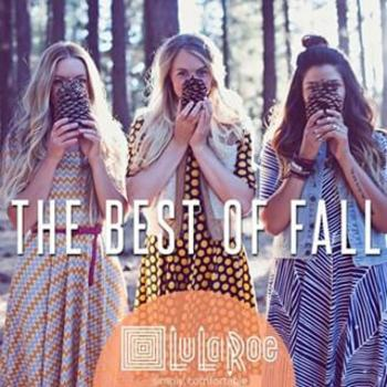 68aab158305564 Fall in Love with LuLaRoe~Clothing for All Shapes and Sizes