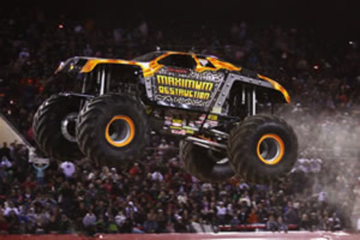 Monster Trucks by the Numbers | Macaroni Kid
