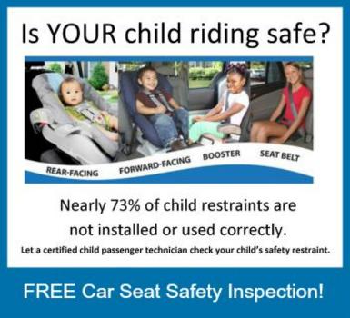 Free Car Seat Safety Class