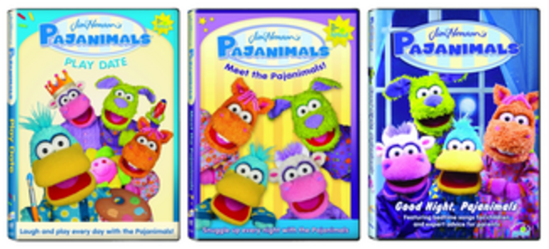 db1a3f0983 Pajanimals DVD Set Give-A-Way