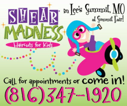 Shear Madness Haircuts For Kids In Lees Summit Macaroni Kid