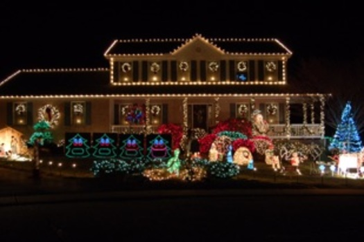 great light displays in york county and surrounding areas