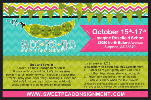 5e1c840e7f2 Sweet Pea Kids Consignment Events
