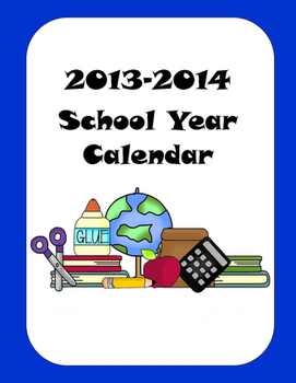 Gettysburg Academic Calendar.Mcps Academic Calendar 2013 2014