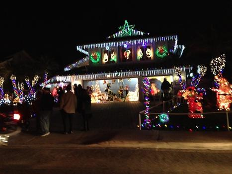 Brea Christmas Lights.Brea Christmas Lights 2014