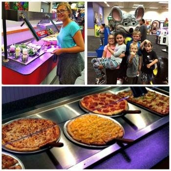 Outstanding Chuck E Cheeses New 5 99 All You Can Eat Lunch Buffet Review Home Interior And Landscaping Elinuenasavecom