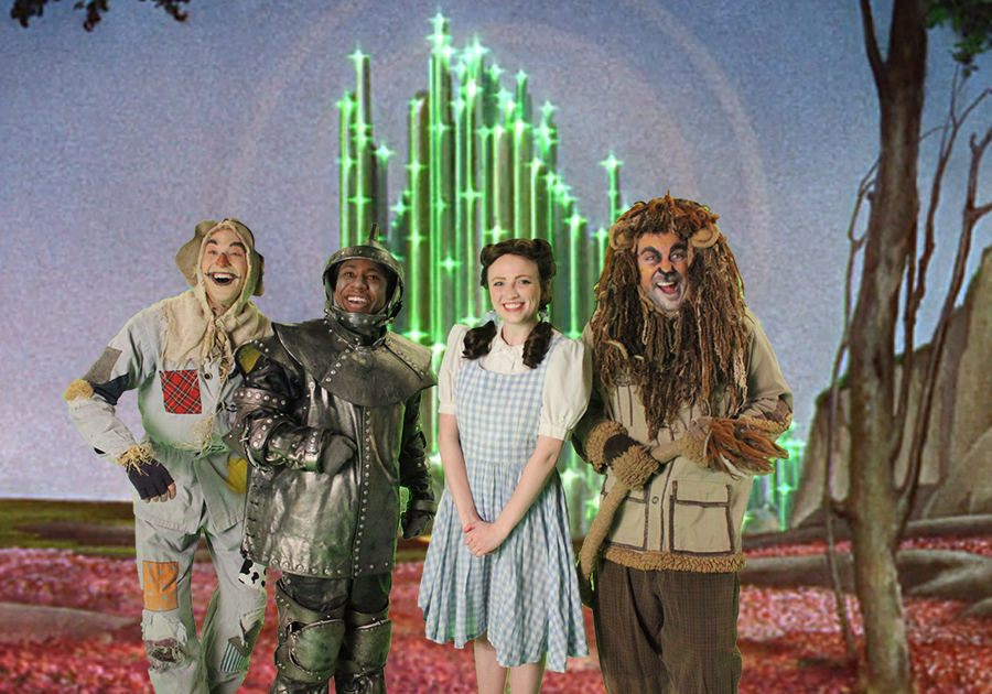 Wizard of Oz Kansas City