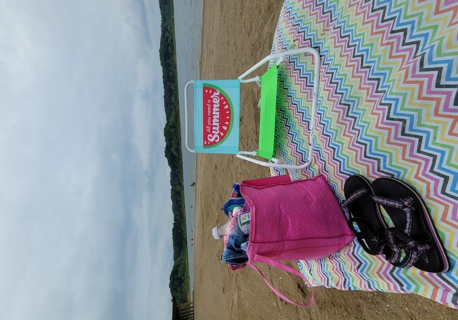 Alexa Beltz beach