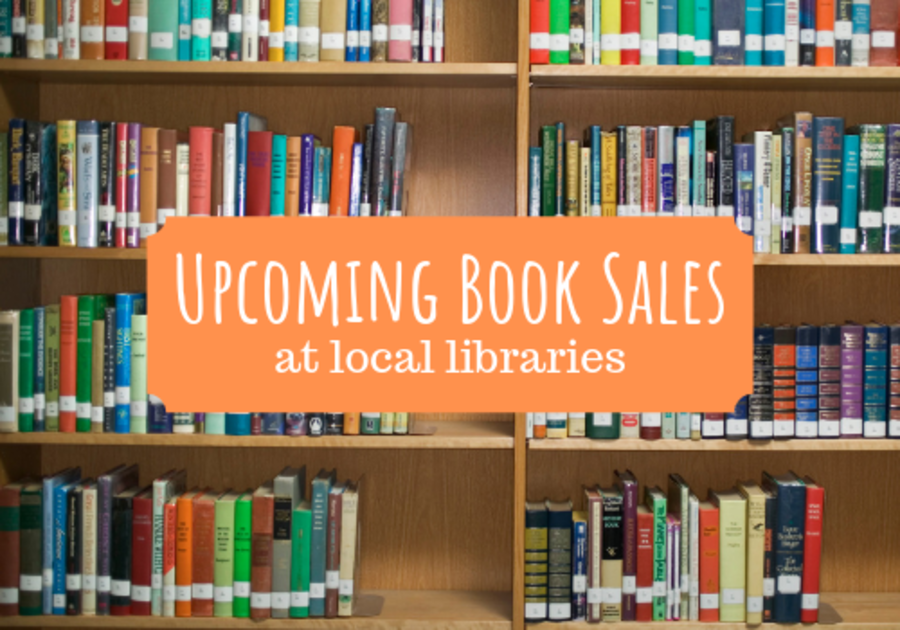 Upcoming book sales at Cumberland and Dauphin County Libraries Harrisburg Mechanicsburg Enola New cumberland Linglestown Central PA pennsylvania things to do books sale cheap library