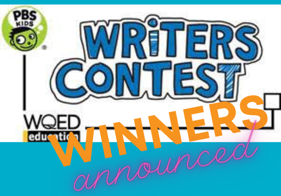 PBS Kids Writers Contest Winners Announced