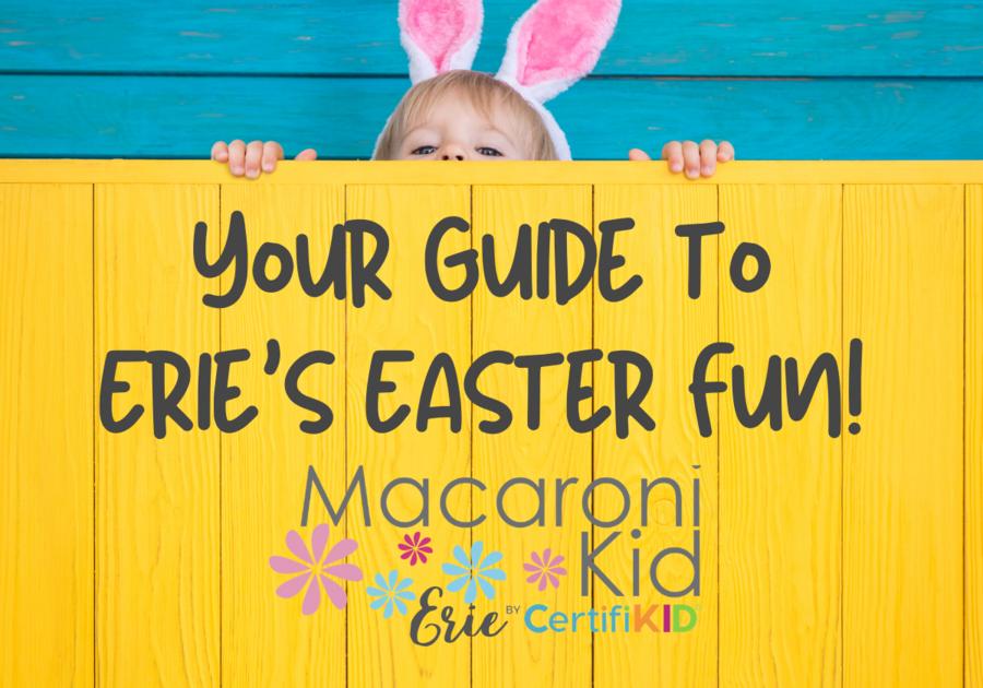 Erie's Easter fun 2021