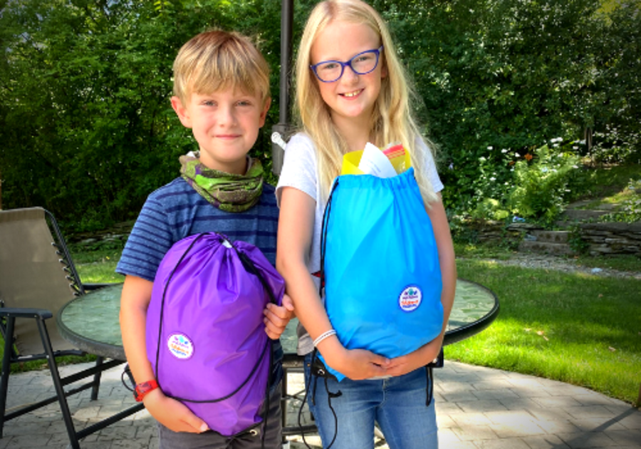 ExpERIEnce Children's Museum camp to go kits