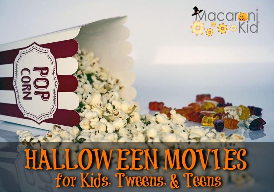 Halloween movies list