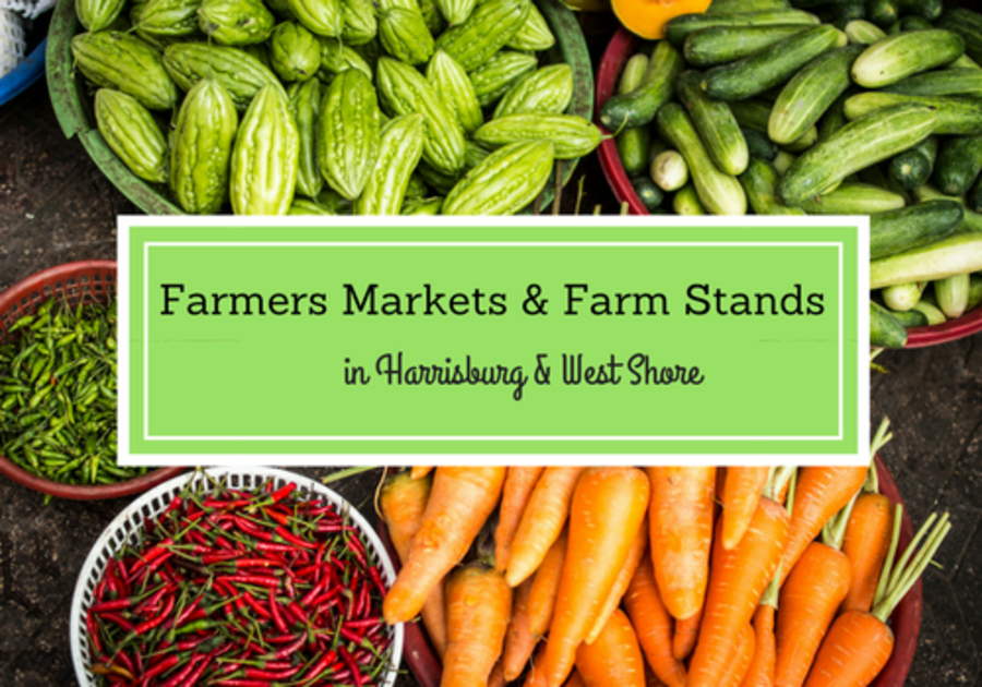 Farmers Markets and Farm Stands