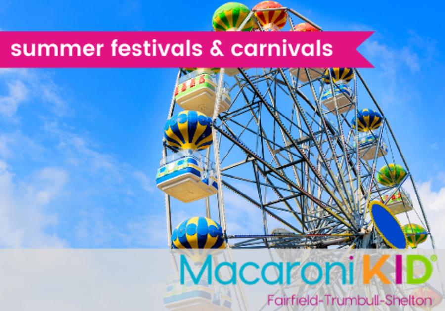 Summer Festivals and Carnivals