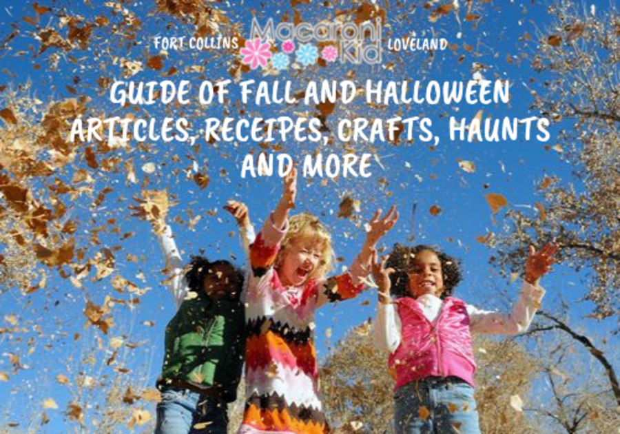 Guide of fall and Halloween articles