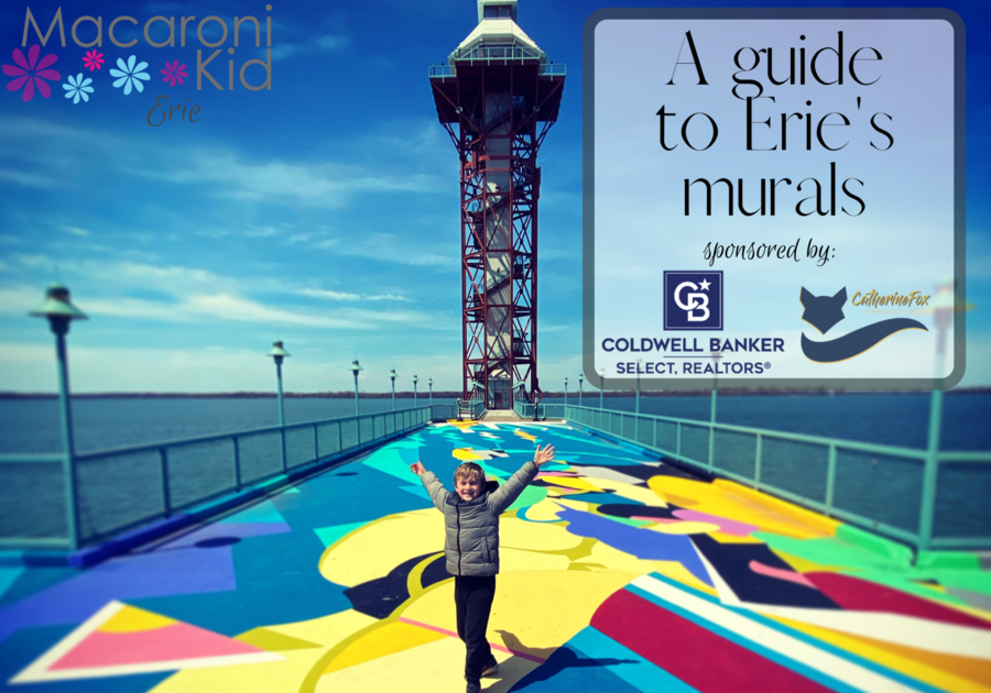 A guide to Erie's murals Erie PA