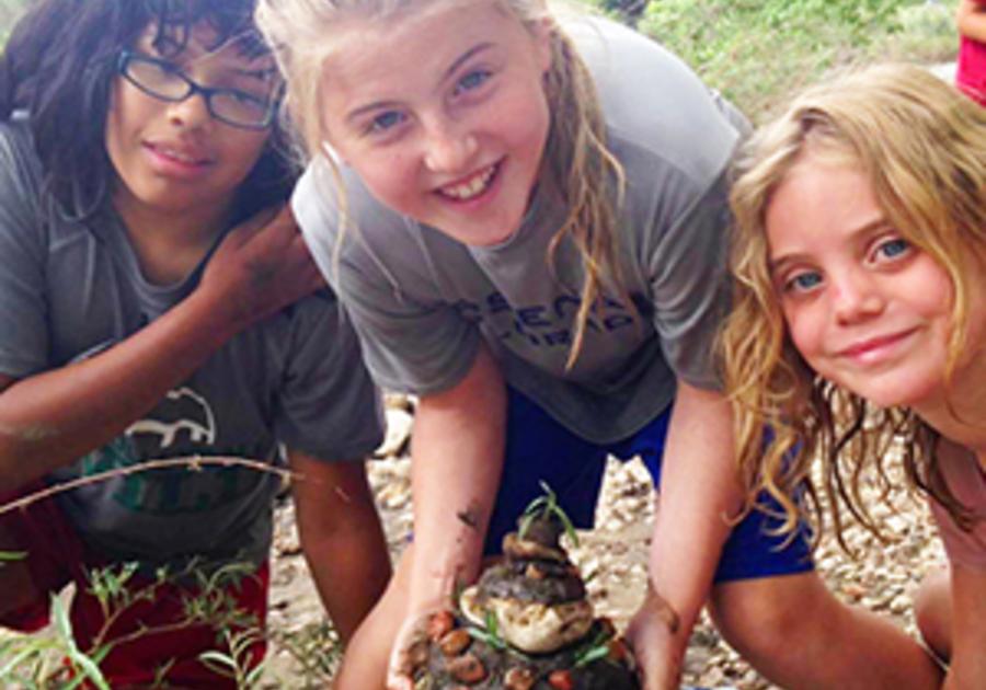 ELC Environmental Learning Center Girls