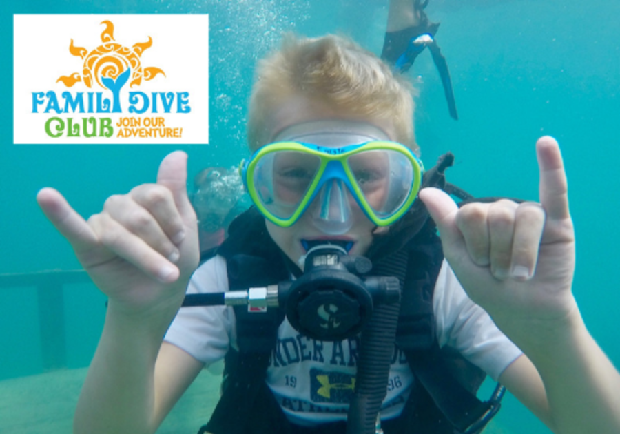 Kid's Ocean Camp at Family Dive Club in Pelham, Alabama is an amazing experience. SCUBA Camp for teens is available too!