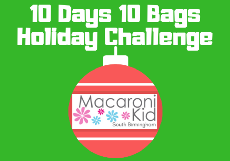 10 days 10 bays holiday declutter challenge, get rid of the stuff