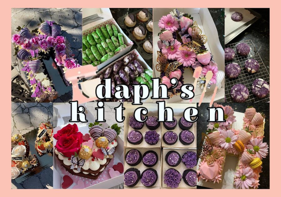 Daph's Kitchen Cakes and Baked Goods
