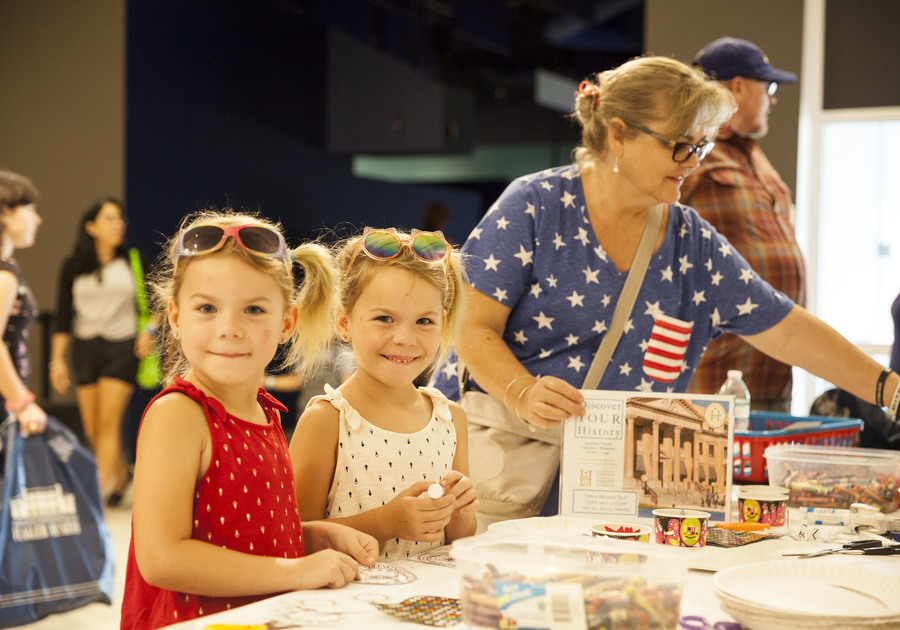 South Florida Science Center and Aquarium 4th of July Event