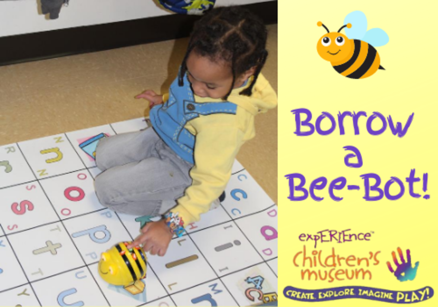 Borrow a Bee-Bot