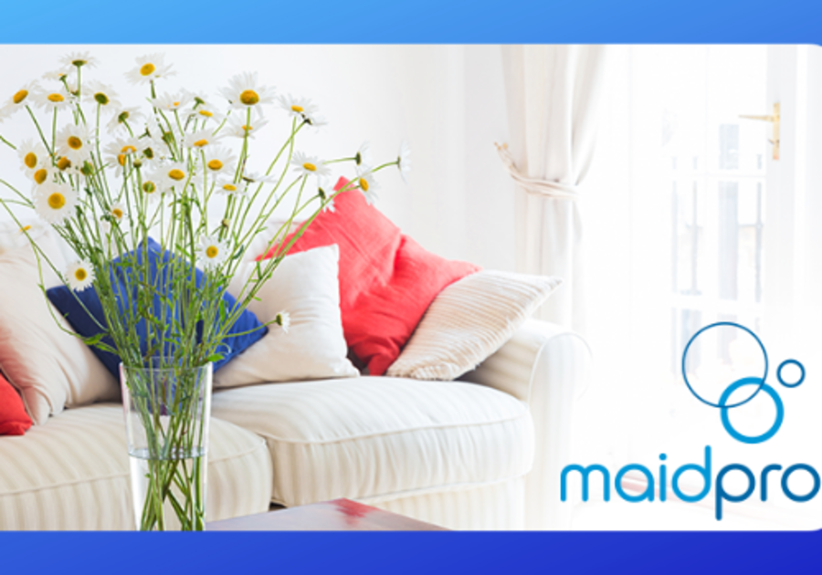 Expert spring cleaning checklist from MaidPro of Birmingham